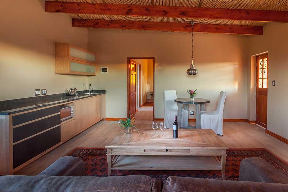 Oudtshoorn Cottages - De Zeekoe