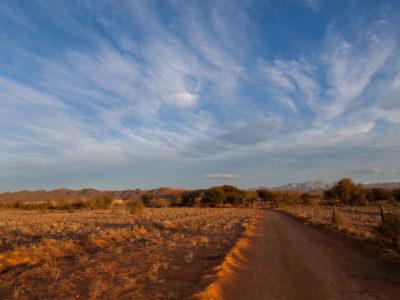 Western Cape Gravel Road - Dezeekoe