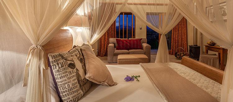 Dezeekoe Honeymoon Room 1