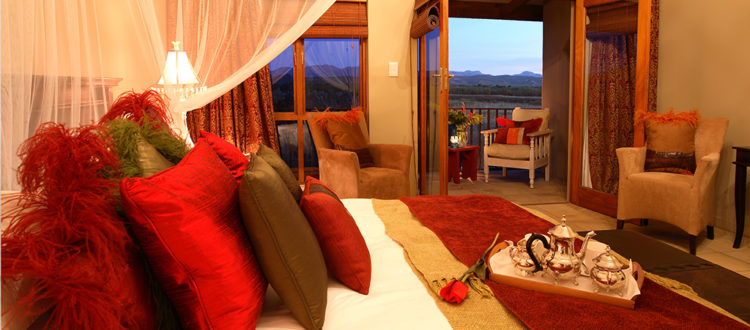 Superior Room Oudtshoorn Accommodation