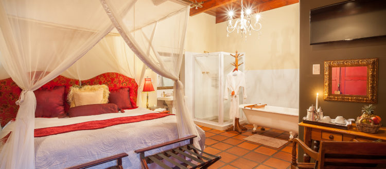 Oudtshoorn Accommodationa standard room 3