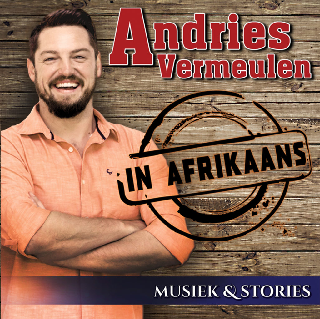 Andries Vermeulen in Oudtshoorn 2019