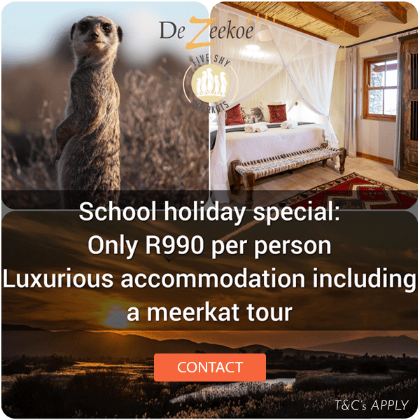 Dezeekoe School Holiday Special 2021