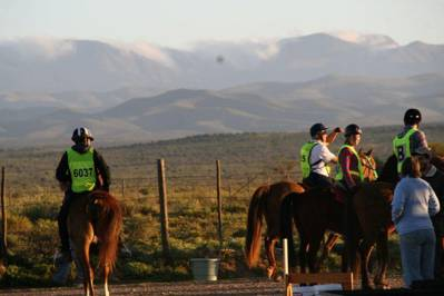 Horseback Riding in Oudtshoorn