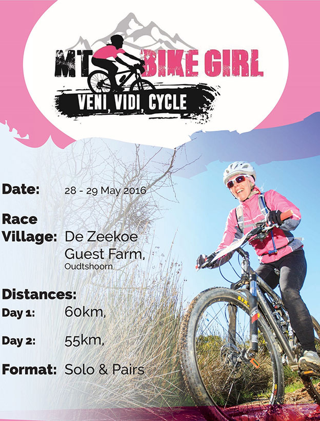 Bike Girl MTB Race